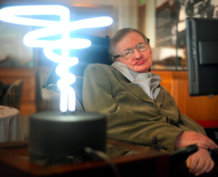 <em>Professor Stephen Hawking has died at the age of 76 (PA)</em>