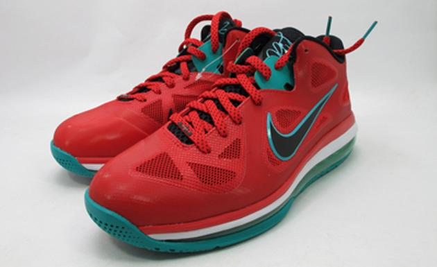 Nike Lebron 9 Low 'Liverpool': Not coming to a Liverpool fan near you (ebay.com)