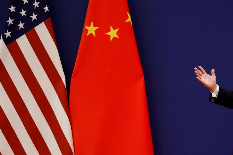 Ahead of U.S. election, China braces for rocky ride, potential change