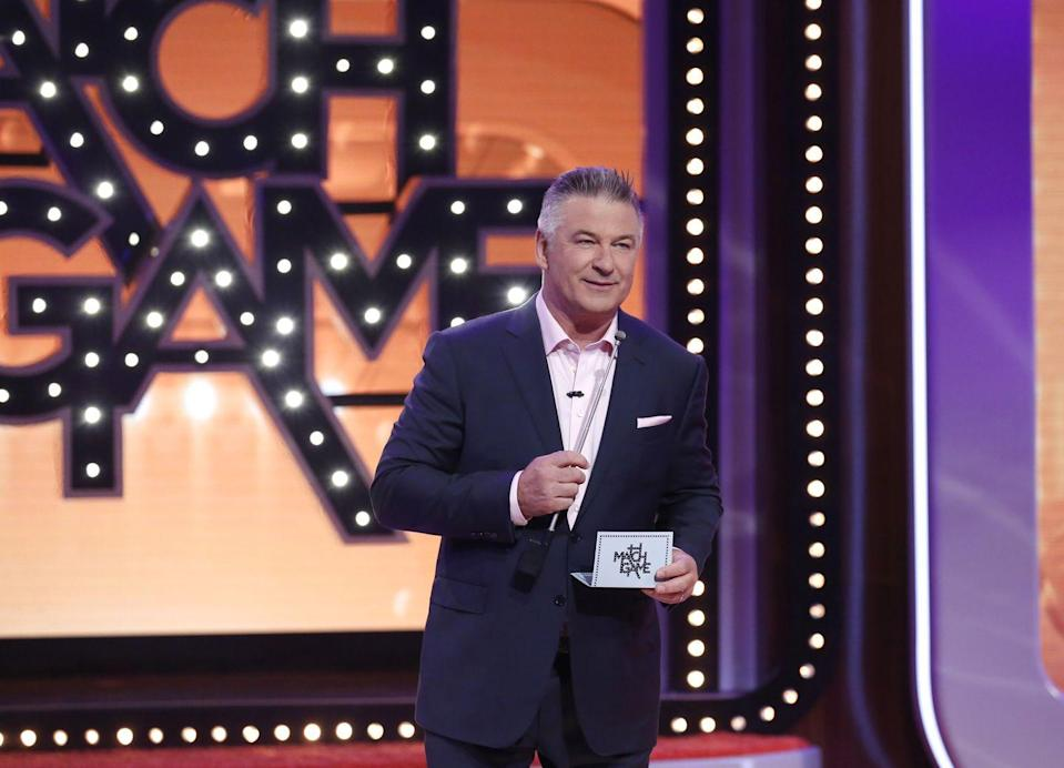 <p>In 2016, ABC announced another revival of <em>The Match Game, </em>with actor and comedian Alec Baldwin in the host spot. The hour-long show is split into two games with a potential prize of $25,000 per game. Baldwin brings his clever wit to the series, which is even funnier thanks to a rotating panel of his celebrity friends, like Joel McHale, Jason Alexander and Caroline Rhea.</p>