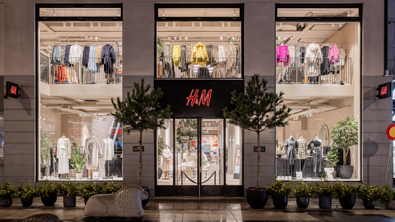 H&M is treating customers with a surprise sale.