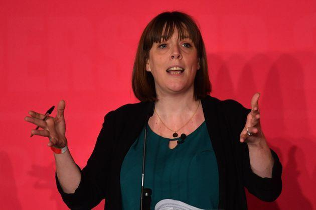 Jess Phillips made the comments during a fringe meeting at Labour's annual party conference in Brighton. (Photo: PAUL ELLIS via Getty Images)