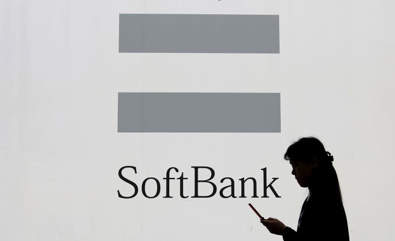 Telco SoftBank's first-quarter cash flow jumps 50% as broader group retrenches
