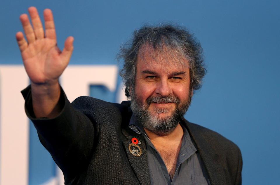 Peter Jackson is making a new Beatles documentary (credit: REUTERS/Neil Hall/File Photo)