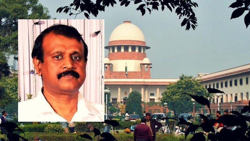 Ex-Kerala DGP Senkumar Moves SC Against State's Chief Secretary
