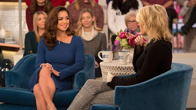 Megyn Kelly is facing criticism for a comment she made during Thursday's episode of <em>Megyn Kelly Today</em>. (Photo: NBC)