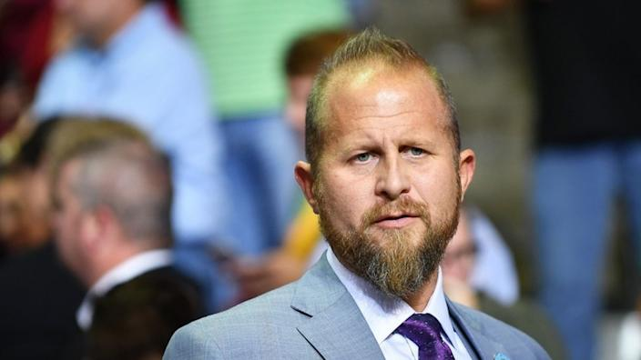 Brad Parscale will remain part of Trump's campaign