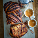 "<p>This traditional Easter European sweet bread is as good for dessert as it is for breakfast with a cup of coffee. Layers of cinnamon and chocolate create a fancy presentation — and a mouthwatering flavor profile.</p><p><em><a href=""https://www.goodhousekeeping.com/uk/easter/easter-deserts/a568018/chocolate-babka-recipe/"" rel=""nofollow noopener"" target=""_blank"" data-ylk=""slk:Get the recipe for chocolate babka"" class=""link rapid-noclick-resp"">Get the recipe for chocolate babka </a></em></p>"