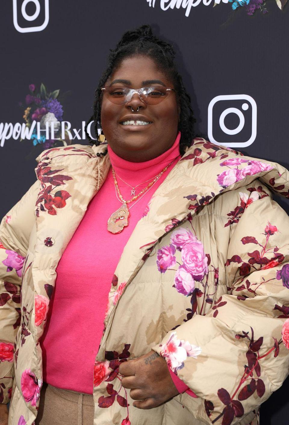 "<p>In 2020, rapper Chika was nominated for a best new artist Grammy and in 2021, her debut album will finally drop.<br></p><p>Chika went viral for challenging <a href=""https://www.elle.com/uk/life-and-culture/a33392583/kim-kardashian-statement-kanye-west-bipolar-disorder/"" rel=""nofollow noopener"" target=""_blank"" data-ylk=""slk:Kanye West's"" class=""link rapid-noclick-resp"">Kanye West's</a> support of <a href=""https://www.elle.com/uk/life-and-culture/a27679000/sadiq-khans-open-letter-to-donald-trump/"" rel=""nofollow noopener"" target=""_blank"" data-ylk=""slk:Donald Trump"" class=""link rapid-noclick-resp"">Donald Trump </a>and has fans including Erykah Badu and<a href=""https://www.elle.com/uk/life-and-culture/a34755515/cardi-b-amas/"" rel=""nofollow noopener"" target=""_blank"" data-ylk=""slk:Cardi B"" class=""link rapid-noclick-resp""> Cardi B</a>. She's been featured in a #MyCalvins campaign for <a href=""https://www.elle.com/uk/beauty/hair/a23097183/calvin-klein-ss19-hair/"" rel=""nofollow noopener"" target=""_blank"" data-ylk=""slk:Calvin Klein"" class=""link rapid-noclick-resp"">Calvin Klein</a>, but is more concerned about using her platform to challenge popular rhetoric around race, mental health, sexuality and identity. </p>"