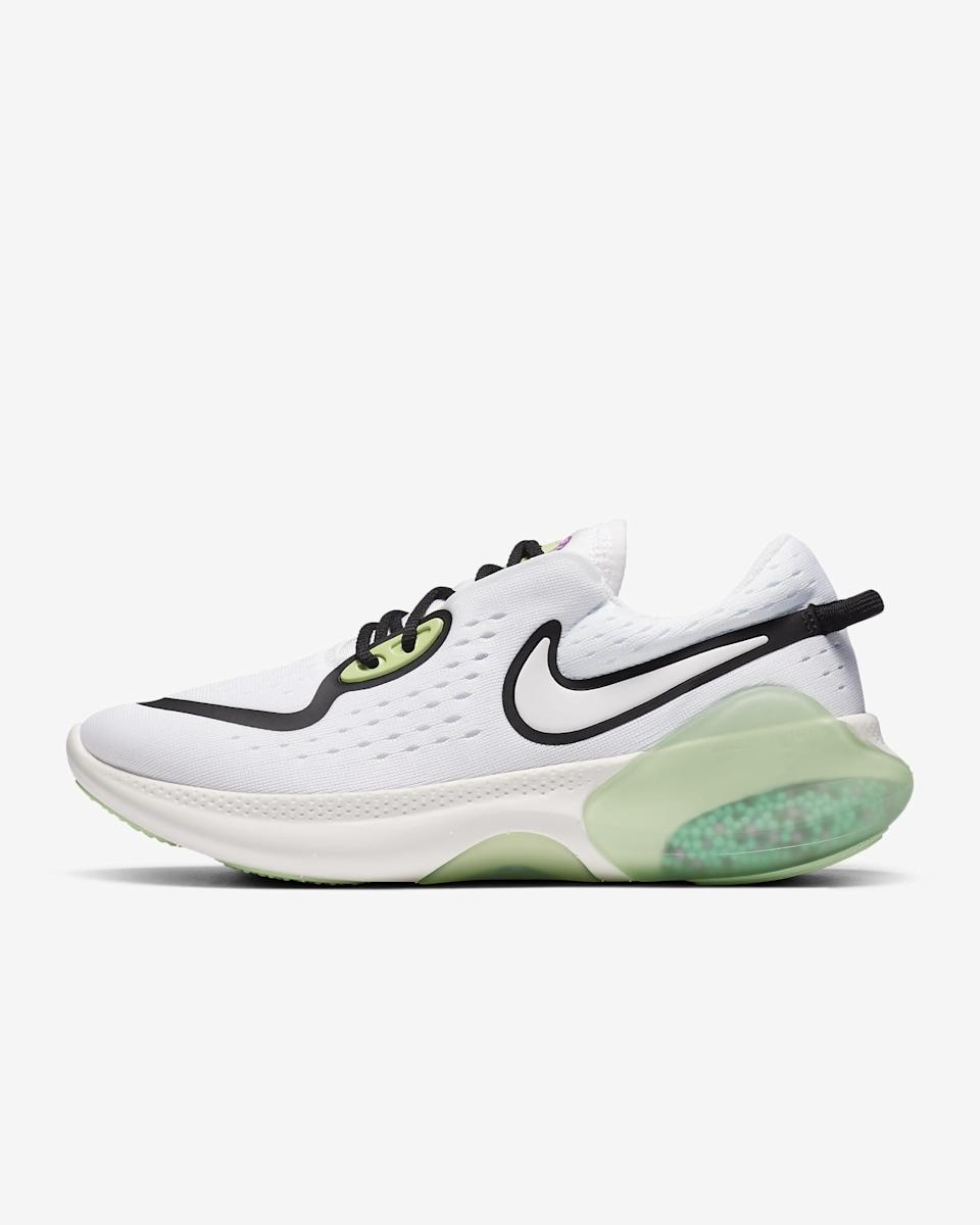 <p>The latest innovation from Nike is this <span>Nike Joyride Dual Run Running Shoe</span> ($91, originally $130). The beads are meant to help you move with more of a spring in your step, and that's something we can get behind.</p>