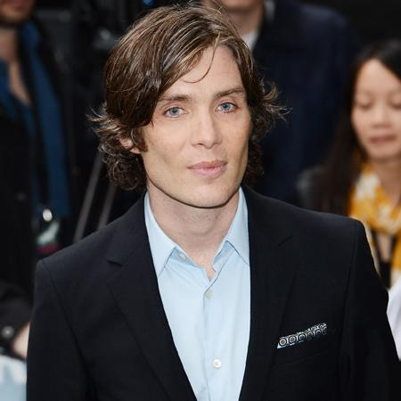 Cillian Murphy: Matt is my model