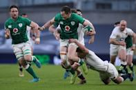 Ireland finished this Six Nations with three successive wins having lost their opening two narrowly, to Wales and France