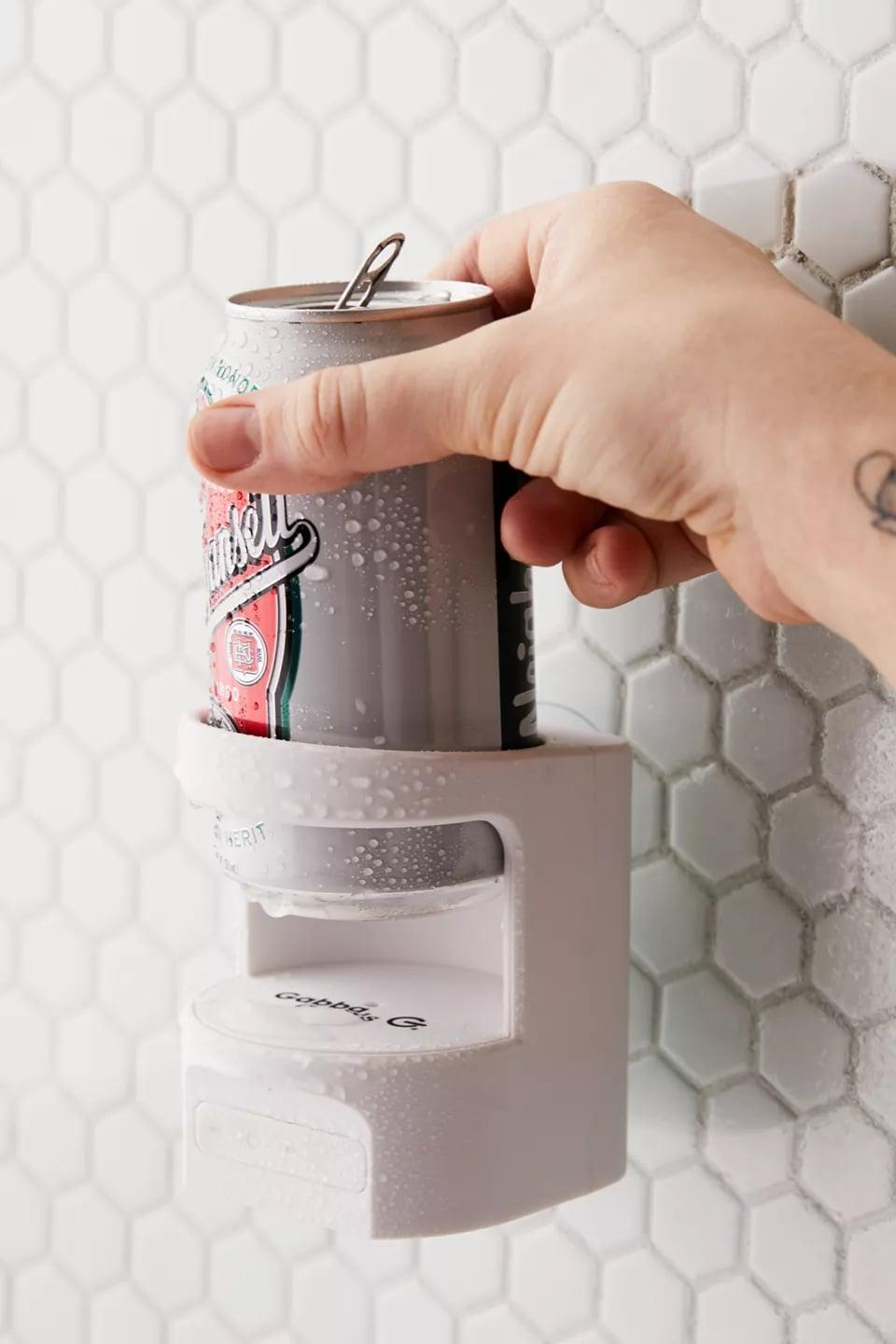 <p>They can have a relaxing bath or shower with the <span>Shower Beer Holder Bluetooth Speaker</span> ($20, originally $30). It's got a waterproof Bluetooth speaker that has up to four hours of playtime in a single charge. It's a gadget they'll use every day. </p>
