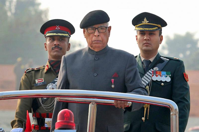 President Approves Central Rule in J&K, Governor Vohra Takes Charge for Fourth Time in 10 Years