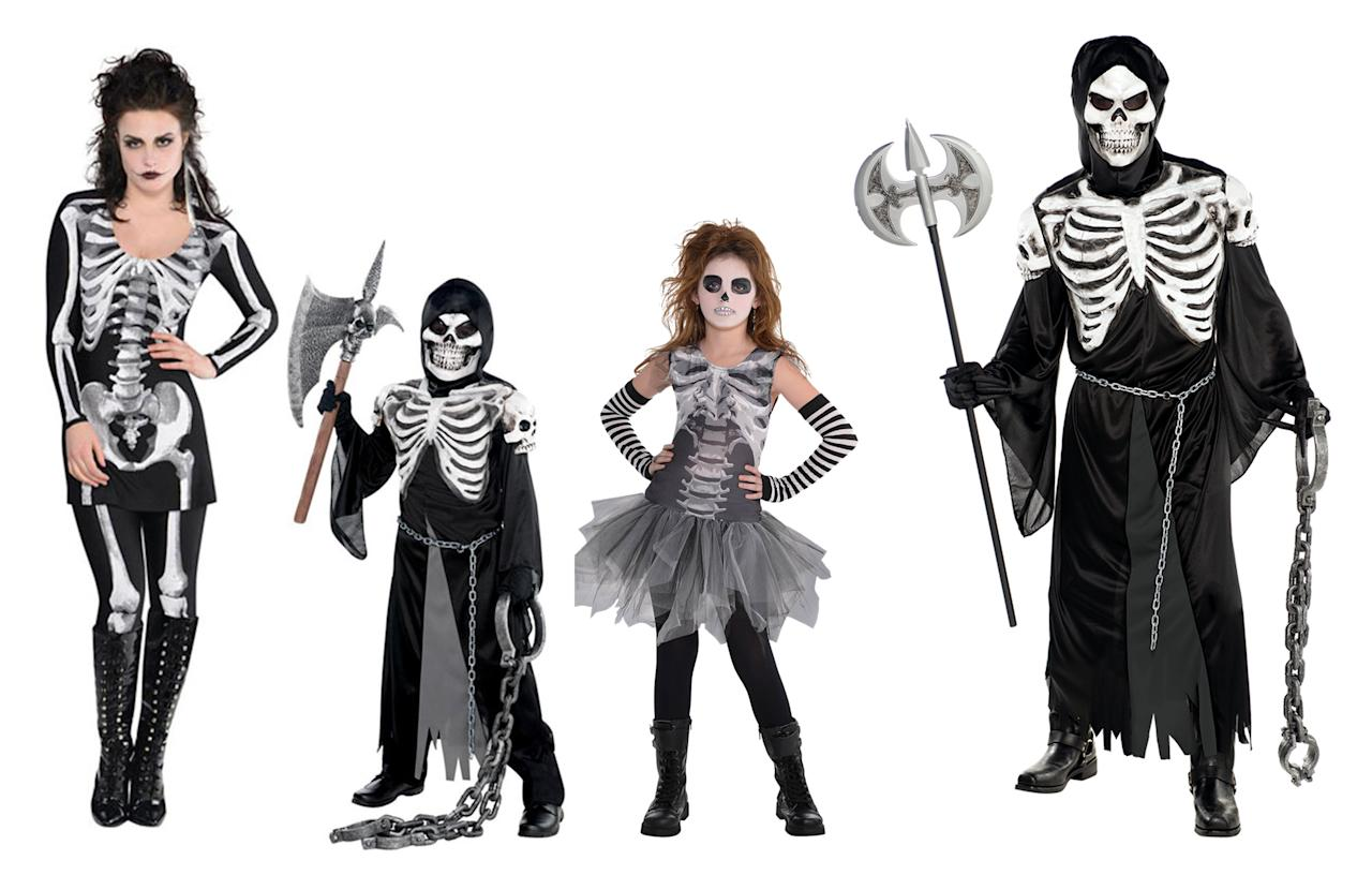 "<p><a rel=""nofollow"" href=""http://www.partydelights.co.uk/halloween/family-group-halloween-costumes.aspx?pmo=hafancydress""><i>Party Delights, £68.36 for family of four</i></a><br /><br /></p>"