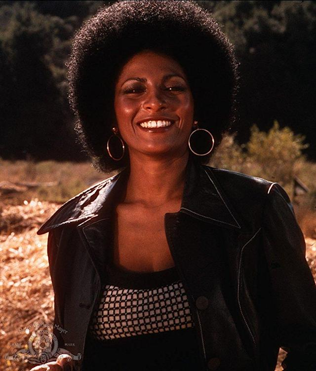 Pam grier booty — photo 4