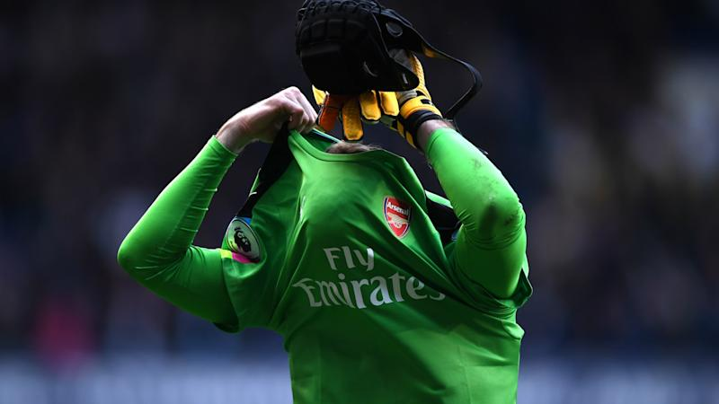 Tottenham have more quality than Arsenal, admits 'angry' Cech
