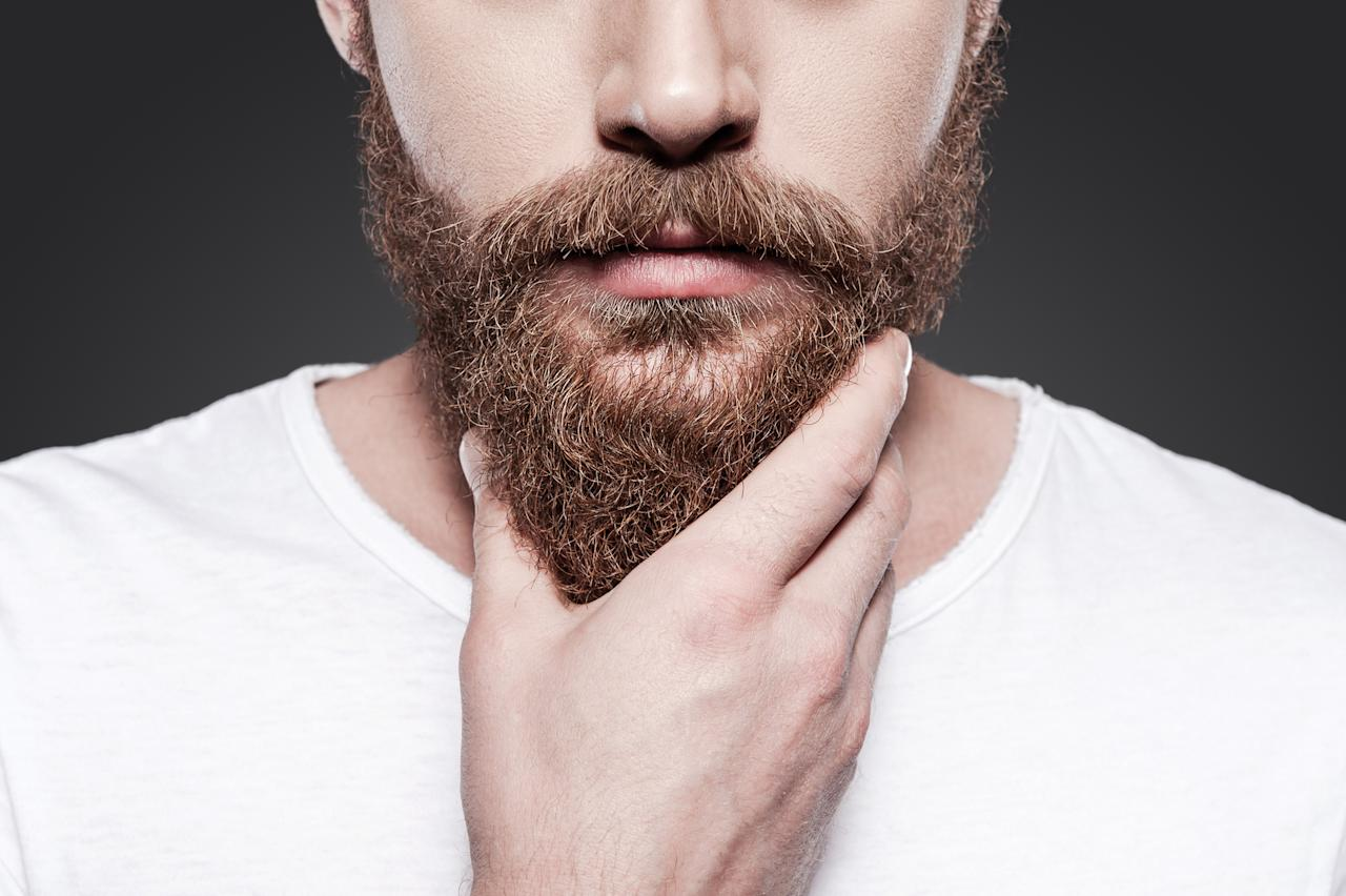 "In previous decades facial hair has had its moment, but the 2010s saw our bushy beard love reach fuzzy new heights. Despite a <a href=""https://nypost.com/2015/05/04/science-proves-that-beards-contain-fecal-matter/""><strong>2015 report</strong></a> about beards being full of faecal bacteria threatening to put an end to the furry fad, we're still showing no signs of reaching peak beard. Other 'Bs' making their mark on the decade include K-pop band, BTS, who have stolen the World's biggest boyband crown from the likes of the Back Street Boys, and barre which outed yoga as our fave form of fitness. [Photo: Getty]"
