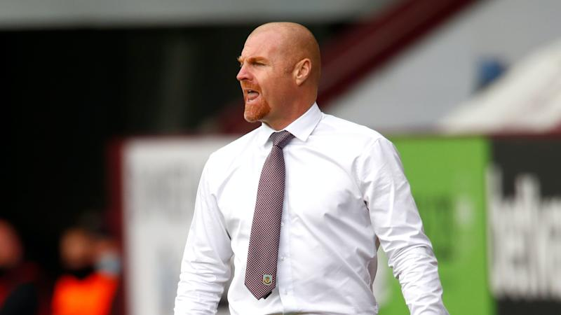 Sean Dyche insists Burnley head to Leicester in confident mood despite injuries