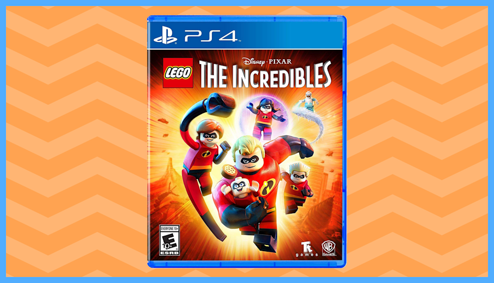 Save half on LEGO Disney Pixar's The Incredibles. (Photo: Amazon)