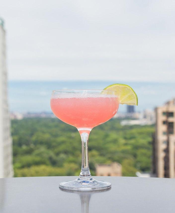 "<p>Channel your <em>Sex and the City</em>-loving self and sip this perfectly pink concoction.</p><p>Get the recipe from <a href=""https://www.delish.com/cooking/recipe-ideas/recipes/a43543/best-cosmopolitan-recipe/"" rel=""nofollow noopener"" target=""_blank"" data-ylk=""slk:Delish"" class=""link rapid-noclick-resp"">Delish</a>.</p>"