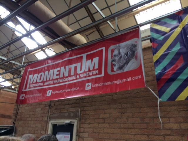 The Momentum conference, Birmingham: an eye-opening day out (Sean O'Grady)