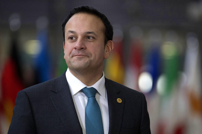 Trump Doesn't Have the 'Skill Set' to Bring Peace to Northern Ireland, Irish Prime Minister Says