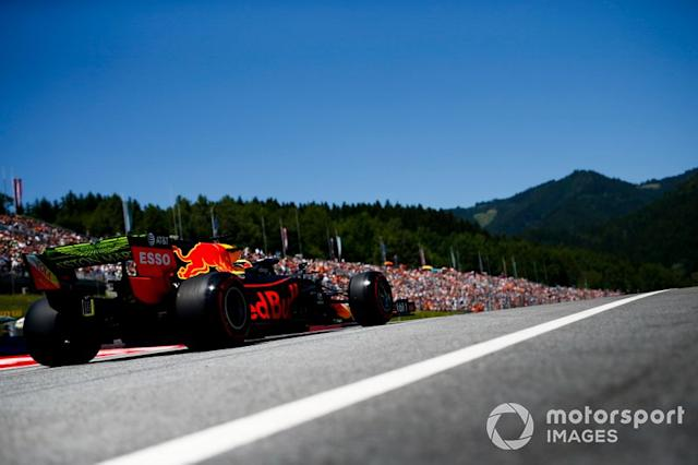 "Max Verstappen, Red Bull Racing RB15 <span class=""copyright"">Andrew Hone / Motorsport Images</span>"