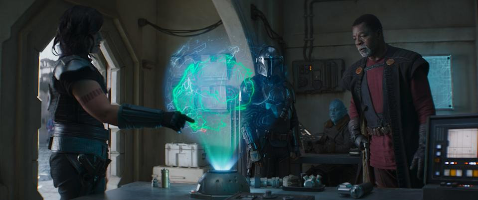 A still from The Mandalorian Chapter Twelve (Disney+)