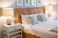 """<p>Located on the scenic coast of Massachusetts, <a href=""""https://www.oceanedge.com/business-in-brewster"""" rel=""""nofollow noopener"""" target=""""_blank"""" data-ylk=""""slk:Ocean Edge Resort & Golf Club"""" class=""""link rapid-noclick-resp"""">Ocean Edge Resort & Golf Club</a> is an escape without leaving the country. The 429-acre resort is offering a """"Business in Brewster"""" package, where remote workers can take a discount off the best available rate, enjoy complimentary on-site IT support, and order special power food breakfast and snacks. </p><p>Best of all, guests can get unlimited Starbucks coffee for $8/person. Along with the pools and tennis courts for post-work activities, guests can enjoy lawn games, local beers, and live music on the Mansion Front Lawn for the ultimate happy hour. </p>"""