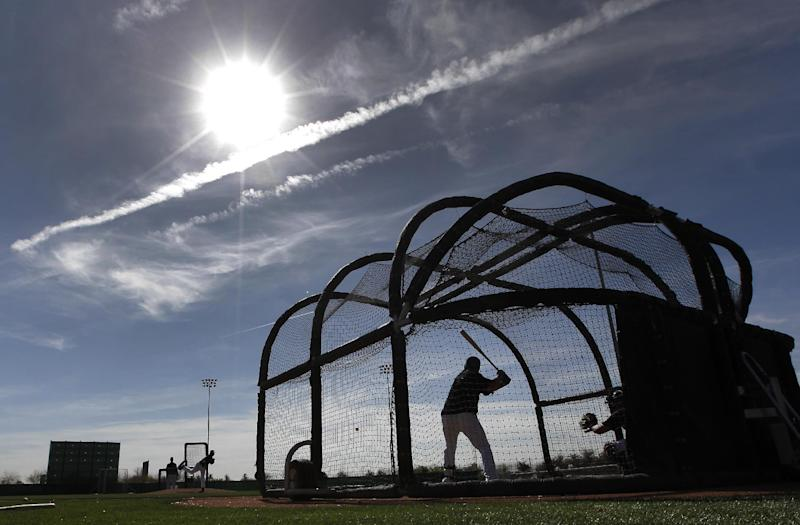 Eaton brings a dose of energy to White Sox