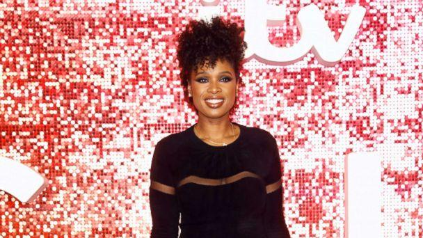 PHOTO: Jennifer Hudson arriving at the ITV Gala held at the London Palladium, Nov. 9, 2017 in London. (Tristan Fewings/Getty Images)