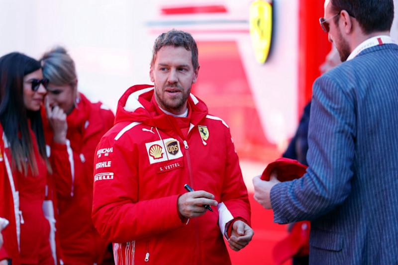 Sebastian Vettel Says Ferrari Too Slow to Recognise Mistakes