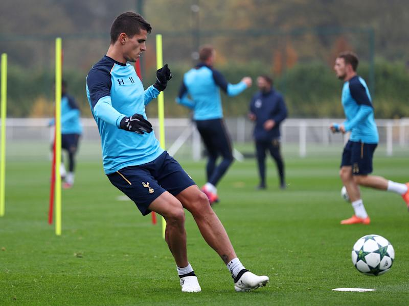Lamela returned to Spurs after a brief stint in Rome but has shown few signs of significant progress: Getty