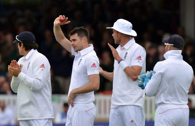 James Anderson is among those who flourish with a swinging ball (Anthony Devlin/PA)