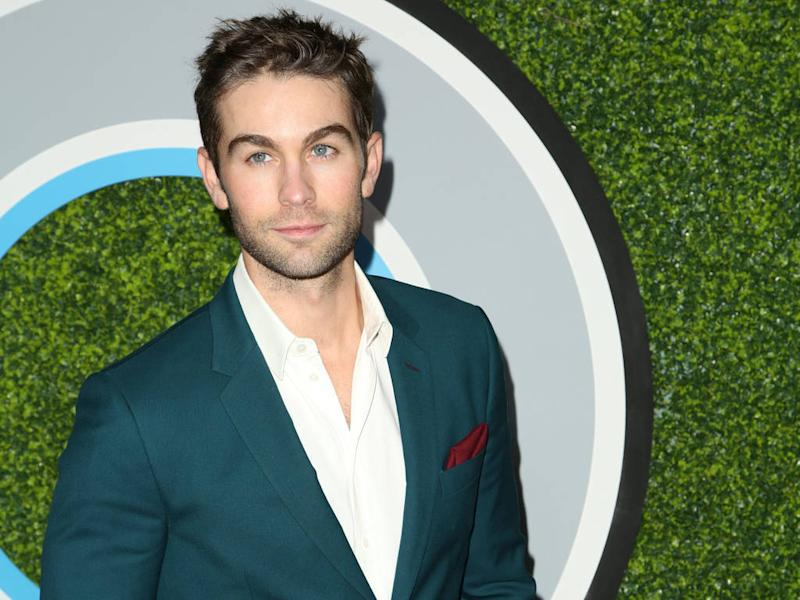 Chace Crawford 'definitely open' to Gossip Girl reboot cameo