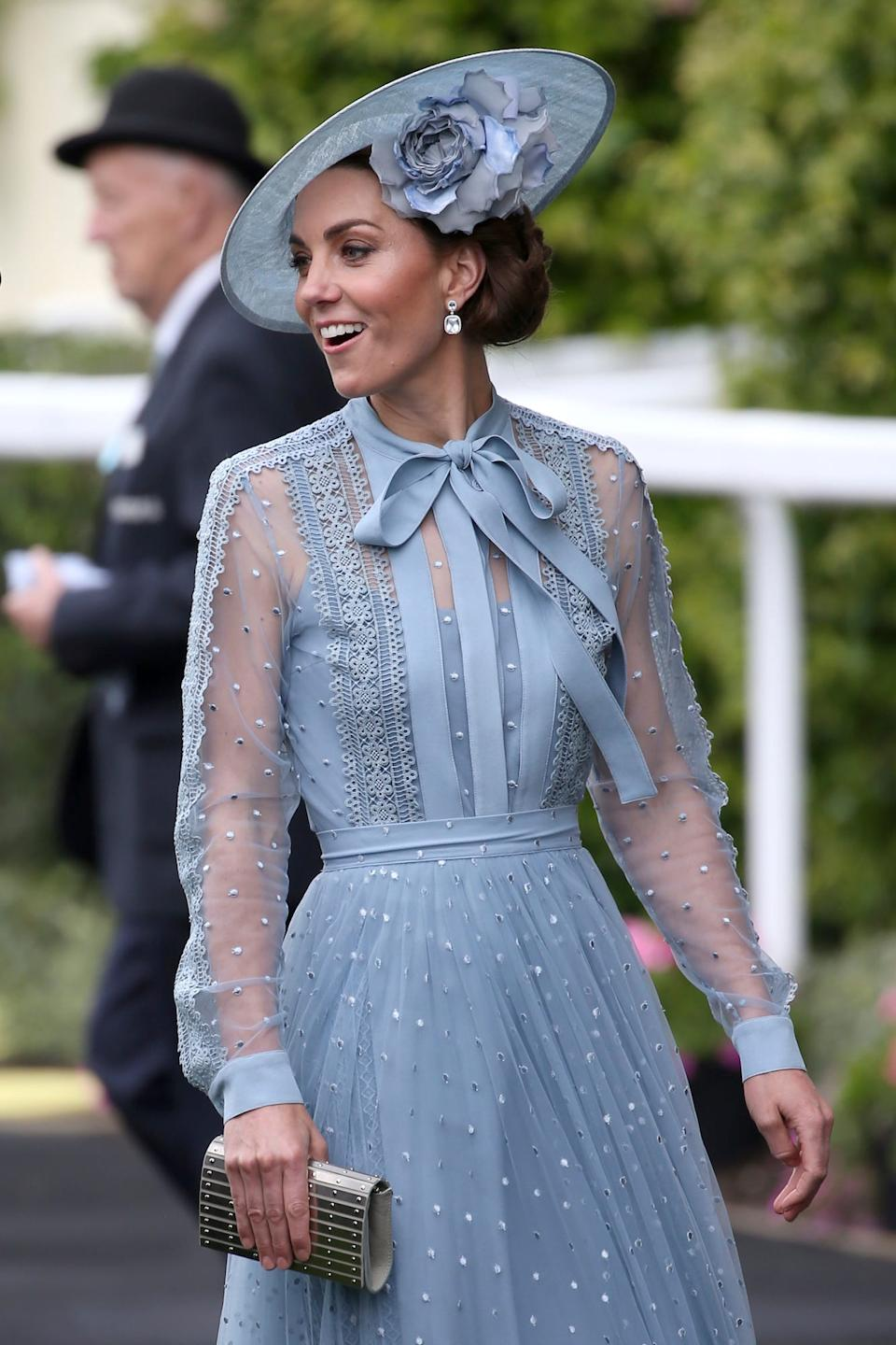 kate middleton royal ascot