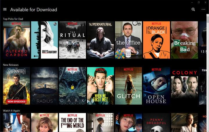 how to download movies and tv shows from netflix available for