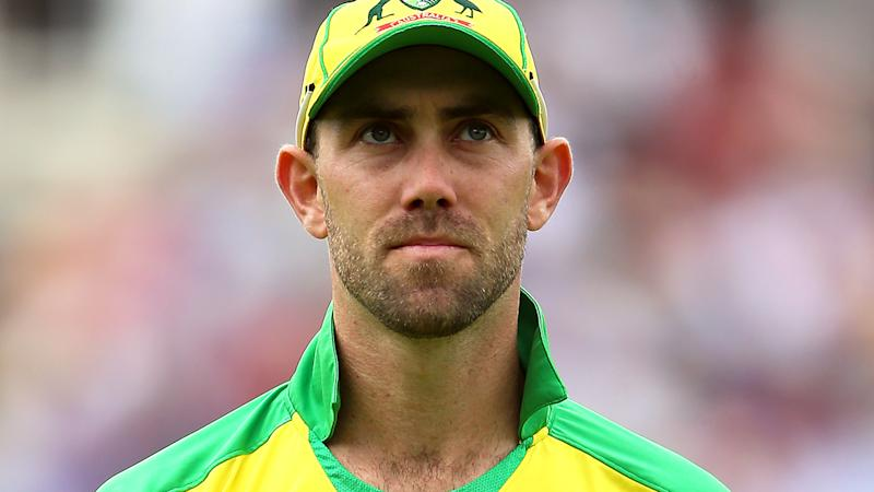 Glenn Maxwell, pictured here in action for Australia during the 2019 Cricket World Cup.