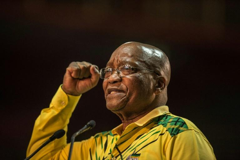 Jacob Zuma's reign has been marred by graft scandals