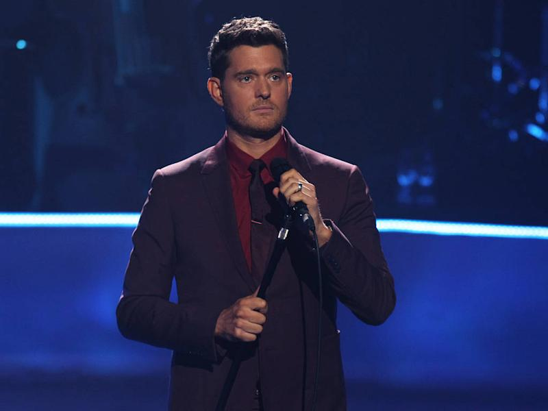 Michael Buble to return to the spotlight after son's cancer crisis