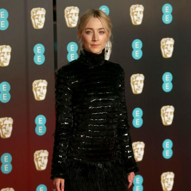 Saoirse Ronan habría encontrado el amor en el rodaje de 'Mary Queen of Scots'
