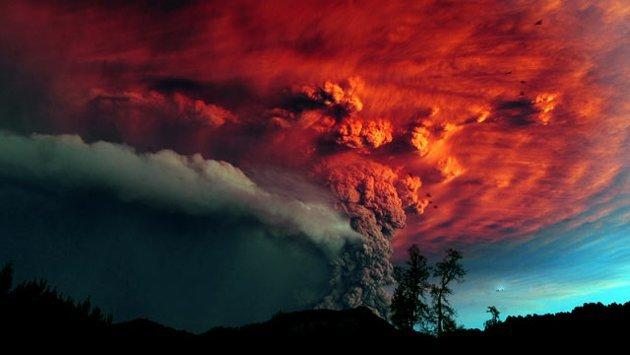 Super Volcano Could Kill Millions Near Site Of Pompeii