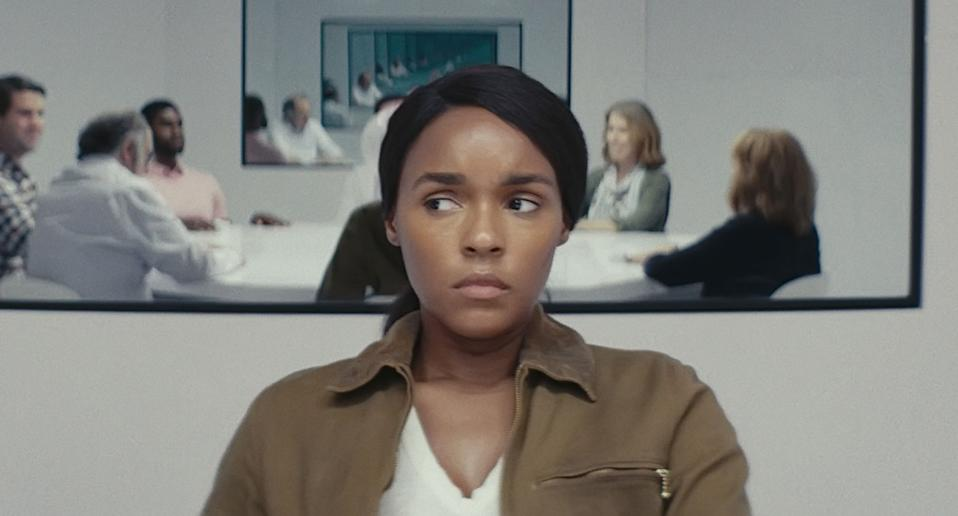 Janelle Monae in Homecoming S2. (Prime Video)