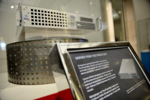 The Pirate Bay's first server is  exhibited at the Technical Museum in Stockholm