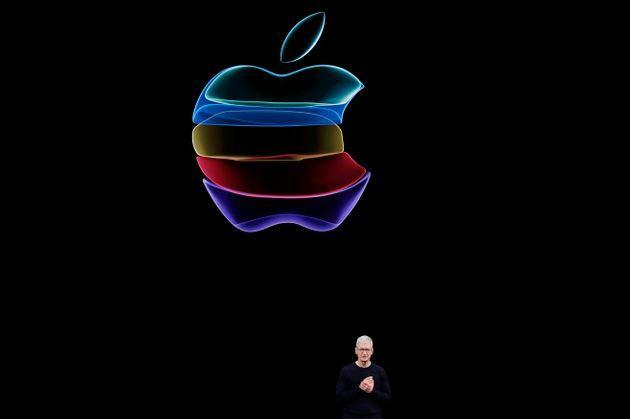 CEO Tim Cook speaks at an Apple event at their headquarters in Cupertino, California, U.S. September 10, 2019. REUTERS/Stephen Lam (Photo: Stephen Lam via Reuters)