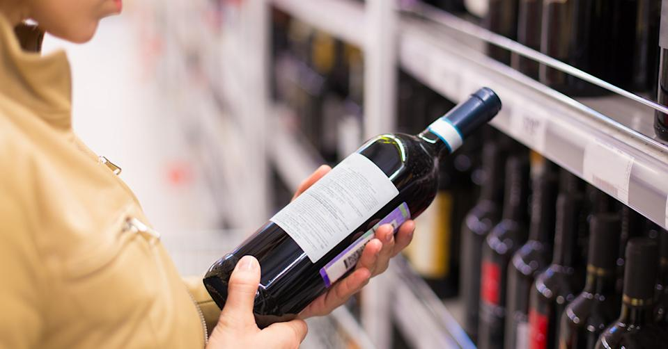 Aldi's wine and spirits have won yet another award, this time coming first in Canstar Blue's 'Most Satisfied Customer Awards'. Photo: Getty