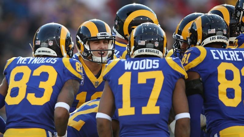 e85144504 Rams to wear throwback uniforms