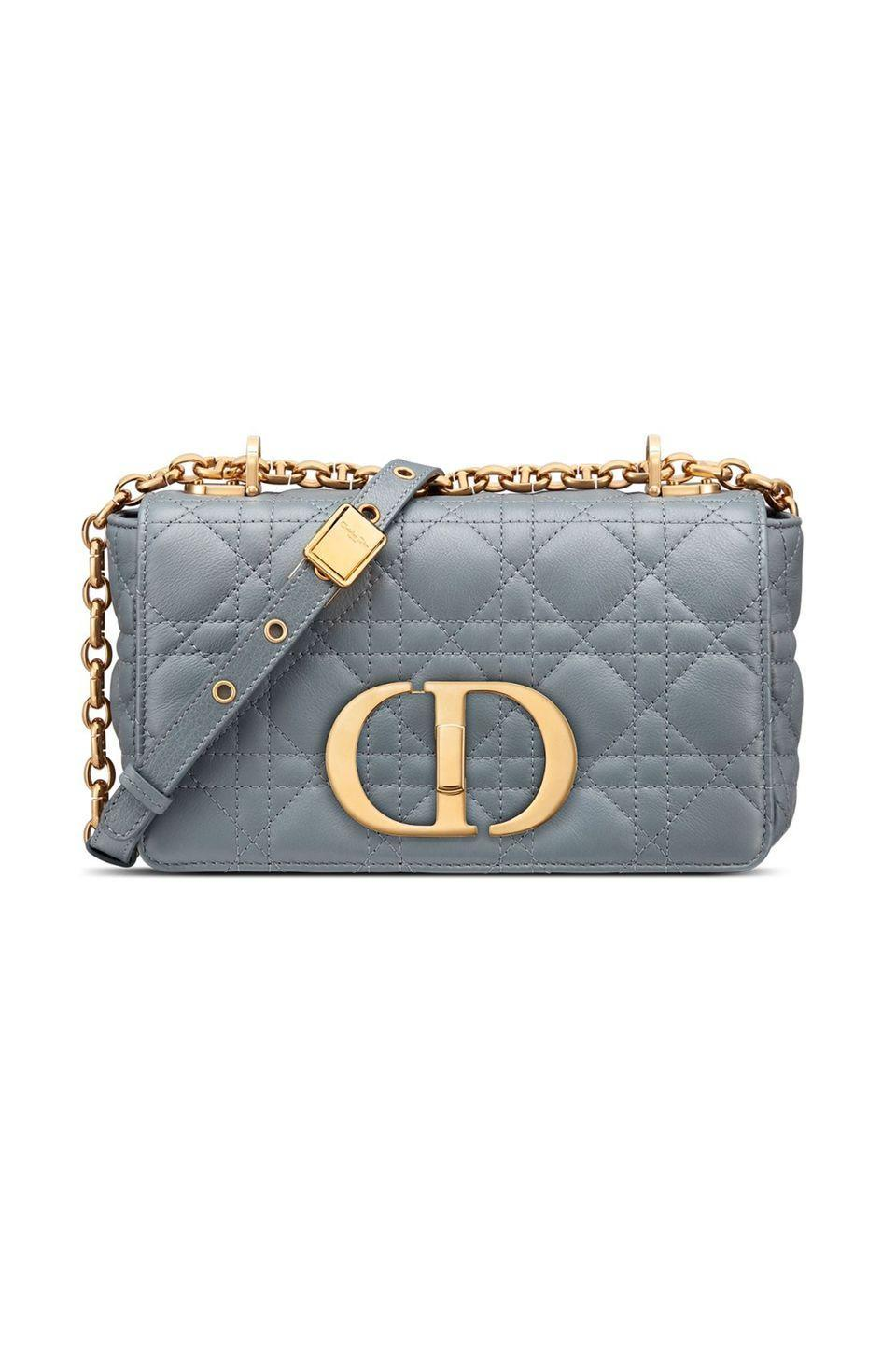 "<p><strong>Who: </strong>Dior</p><p><strong>What: </strong>The Dior Caro Bag</p><p><strong>Where: </strong>Available now on Dior.com</p><p><strong>Why: </strong>Dior's latest handbag offering is the Caro, inspired by the brand's iconic Cannage pattern. The bag uses over 18,000 individual stitches to create the pattern and includes the signature CD gold clasp. It comes in a variety of colors and two sizes, and includes a handy shoulder strap for hand-free use.</p><p><a class=""link rapid-noclick-resp"" href=""https://go.redirectingat.com?id=74968X1596630&url=https%3A%2F%2Fwww.dior.com%2Fen_us%2Fwomens-fashion%2Fdior-caro&sref=https%3A%2F%2Fwww.elle.com%2Ffashion%2Fg34965868%2Fnew-fashion-launch-collaborations-january-2021%2F"" rel=""nofollow noopener"" target=""_blank"" data-ylk=""slk:SHOP NOW"">SHOP NOW</a></p>"
