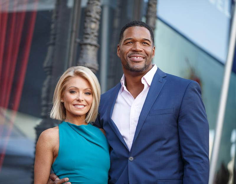"Michael Strahan maintains it was a ""request"" from the network to join ""Good Morning America,"" but said he felt like a ""sidekick"" on ""Live! With Kelly and Michael."""